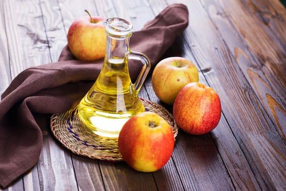 Pommes et vinaigre