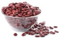 Bol de haricots rouges