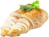 Poitrine de poulet cuite