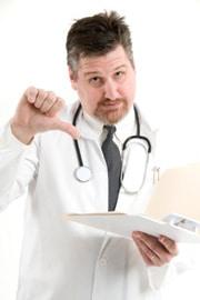 Docteur Thumbs Down