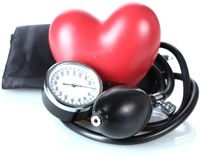 Mesure du cœur et de la pression artérielle