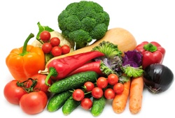 Légumes riches en fibres