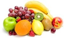 Mélange de fruits divers