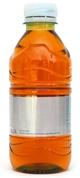 Boisson énergisante à l'orange