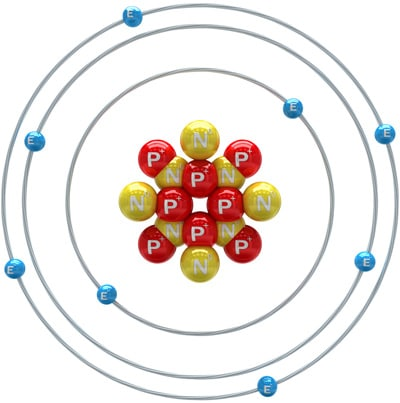 Atome d'oxygène