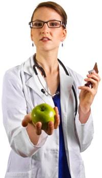 Diététiste professionnel