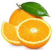 Orange tranchée