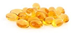 Capsules de vitamine D